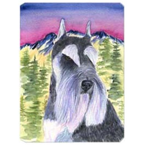 Carolines Treasures SS8340MP Schnauzer Mouse Pad