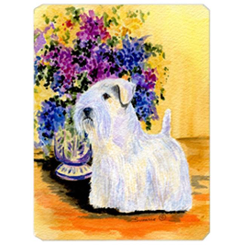 Carolines Treasures SS8307MP Sealyham Terrier Mouse Pad Hot Pad & Trivet