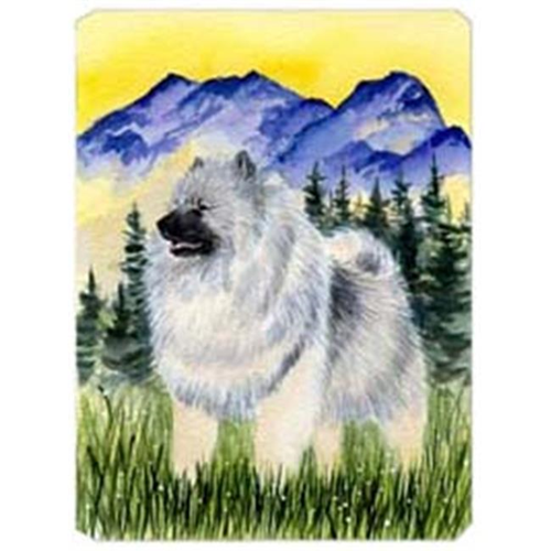 Carolines Treasures SS8323MP Keeshond Mouse Pad