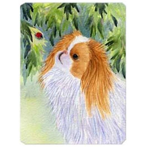 Carolines Treasures SS8260MP Japanese Chin Mouse Pad Hot Pad & Trivet