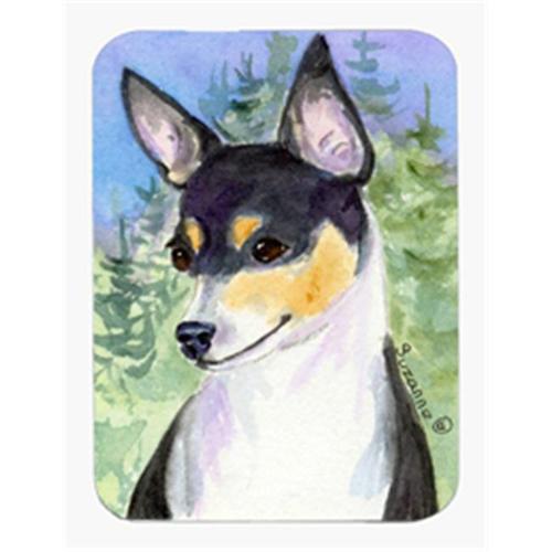 Carolines Treasures SS8927MP Fox Terrier Mouse Pad & Hot Pad & Trivet