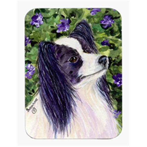 Carolines Treasures SS8896MP Papillon Mouse Pad & Hot Pad & Trivet