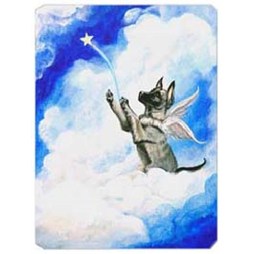 Carolines Treasures VLM1014MP Malinois Mouse Pad & Hot Pad & Trivet