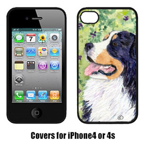 Carolines Treasures SS8706IP4 Bernese Mountain Dog Iphone4 Cover