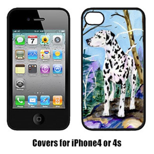 Carolines Treasures SS8651IP4 Dalmatian Iphone4 Cover