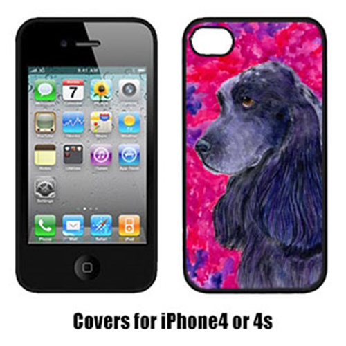 Carolines Treasures SS8659IP4 Cocker Spaniel Iphone4 Cover