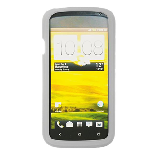 DreamWireless SCHTCVILLECL-PR HTC Ville & One S Skin Case - Clear