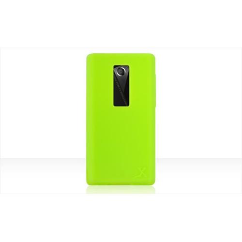 DreamWireless SCHTCTDGR-PR HTC Touch Diamond Premium Skin Case - Green