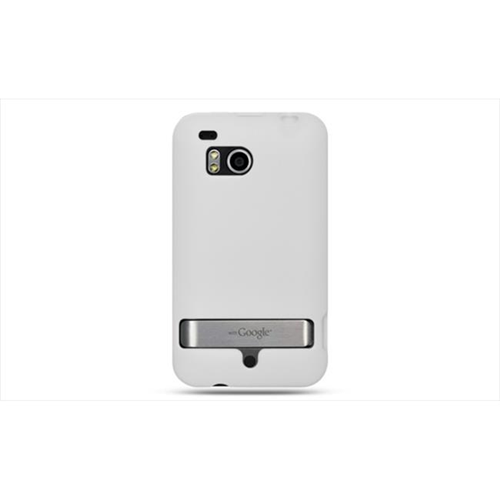 DreamWireless SCHTCINCHDCL-PR HTC Thunderbolt & Incredible HD & 6400 Premium Skin Case - Clear