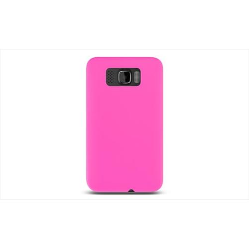 DreamWireless SCHTCHD2HP-PR HTC HD2 Premium Skin Case - Hot Pink