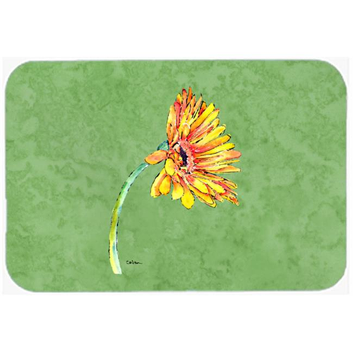 Carolines Treasures 8854MP Gerber Daisy Orange Mouse Pad Hot Pad or Trivet