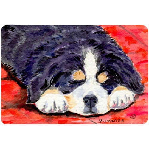 Carolines Treasures SS8828MP Bernese Mountain Dog Mouse pad hot pad or trivet