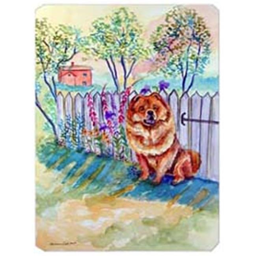 Carolines Treasures 7210MP 8 x 9.5 in. Chow Chow Mouse Pad