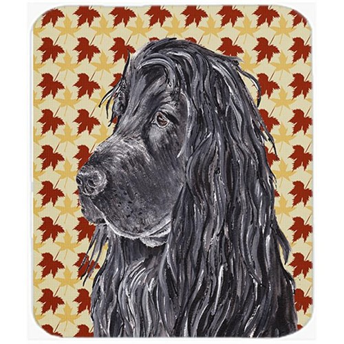 Carolines Treasures SC9541MP 7.75 x 9.25 In. English Cocker Spaniel Fall Leaves Mouse Pad Hot Pad or Trivet