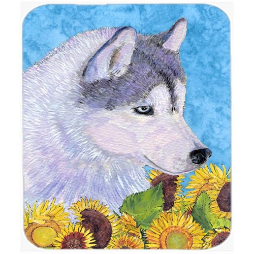 Carolines Treasures SS4233MP Siberian Husky Mouse Pad Hot Pad or Trivet