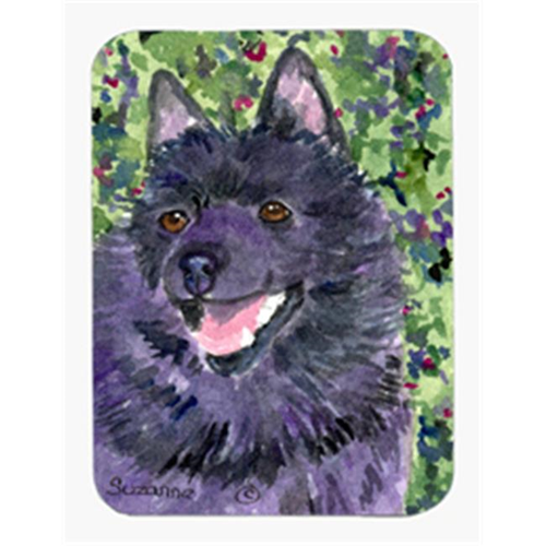 Carolines Treasures SS8822MP Schipperke Mouse Pad & Hot Pad Or Trivet