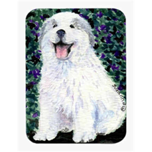 Carolines Treasures SS8856MP Great Pyrenees Mouse Pad & Hot Pad Or Trivet