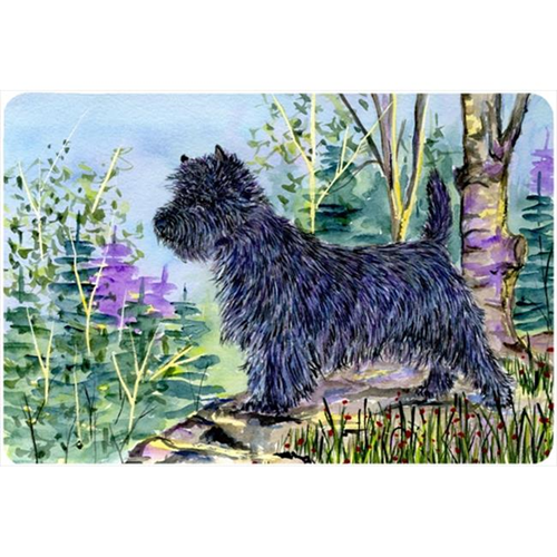 Carolines Treasures SS8665MP Cairn Terrier Mouse pad hot pad or trivet