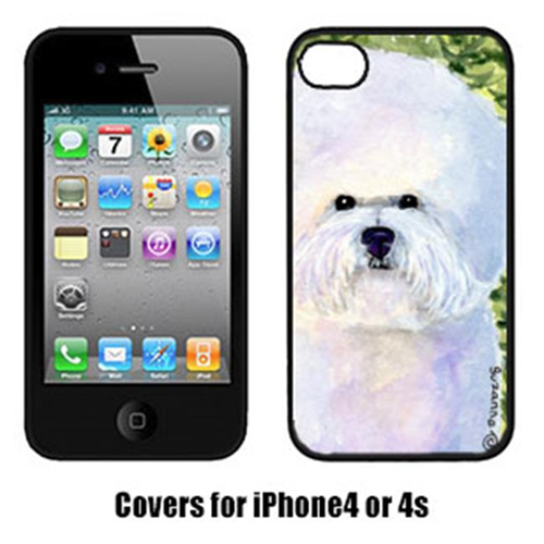 Carolines Treasures SS8919IP4 Bichon Frise Cell Phone Cover Iphone4