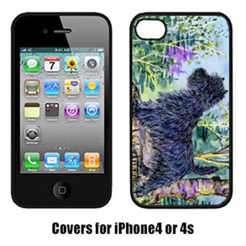 Carolines Treasures SS8665IP4 Cairn Terrier Cell Phone Cover Iphone4