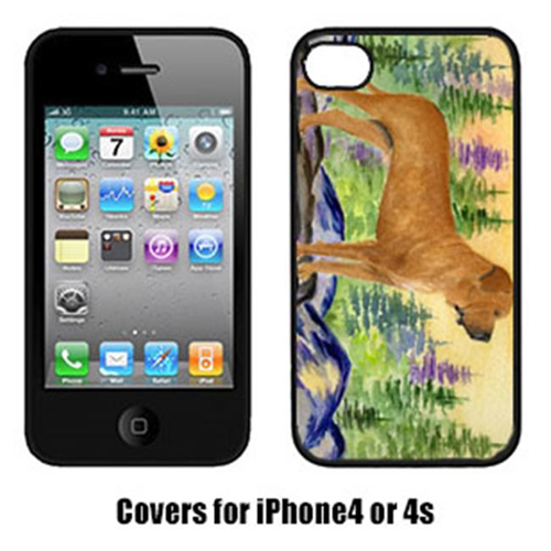 Carolines Treasures SS8195IP4 Tosa Inu Cell Phone cover IPhone 4