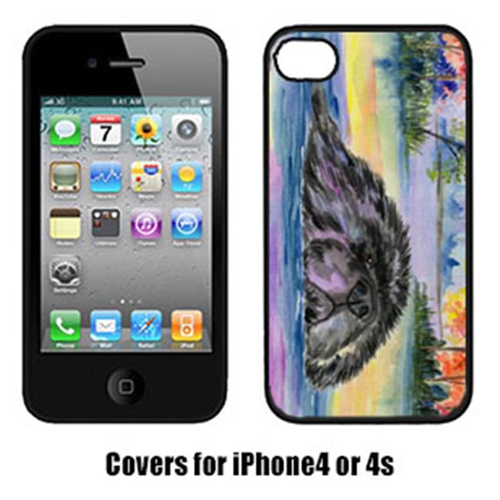 Carolines Treasures SS8040IP4 Newfoundland Iphone 4 Cover