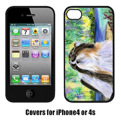 Carolines Treasures SS8329IP4 Shih Tzu Cell Phone cover IPhone 4