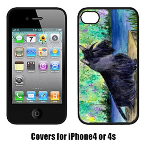 Carolines Treasures SS8330IP4 Scottish Terrier Cell Phone cover IPhone 4