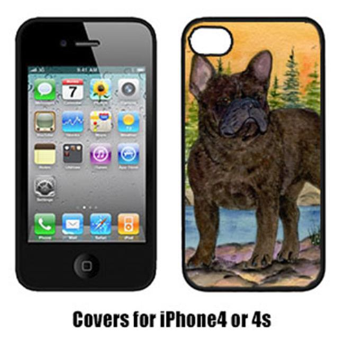 Carolines Treasures SS8597IP4 French Bulldog Iphone4 Cover
