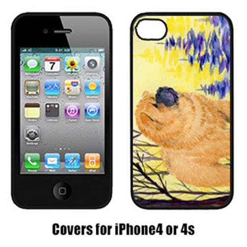 Carolines Treasures SS8603IP4 Chow Chow Iphone4 Cover