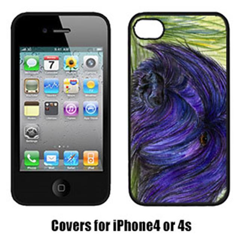 Carolines Treasures SS8520IP4 Briard Iphone4 Cover
