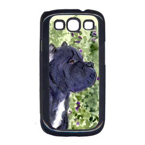 Carolines Treasures SS8841GALAXYSIII Cane Corso Cell Phone Cover For Galaxy S111