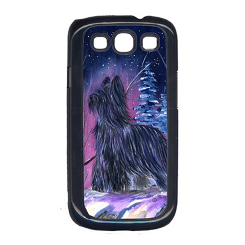 Carolines Treasures SS8366GALAXYSIII Starry Night Briard Cell Phone Cover Galaxy S111