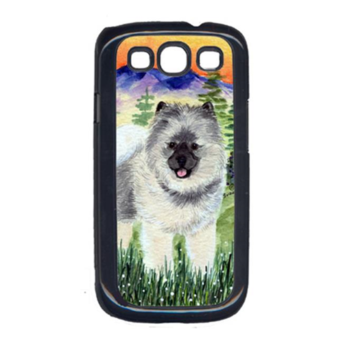 Carolines Treasures SS8192GALAXYSIII Keeshond Galaxy S111 Cell Phone Cover