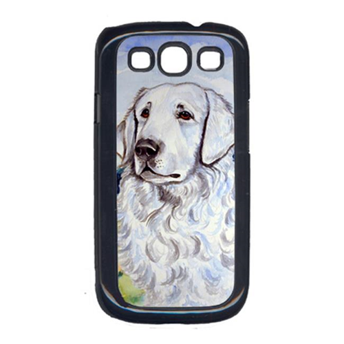 Carolines Treasures 7058GALAXYSIII Kuvasz Galaxy S111 Cell Phone Cover