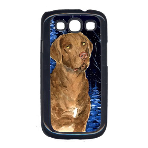 Carolines Treasures SS8384GALAXYSIII Starry Night Chesapeake Bay Retriever Cell Phone Coverfor Galaxy S111