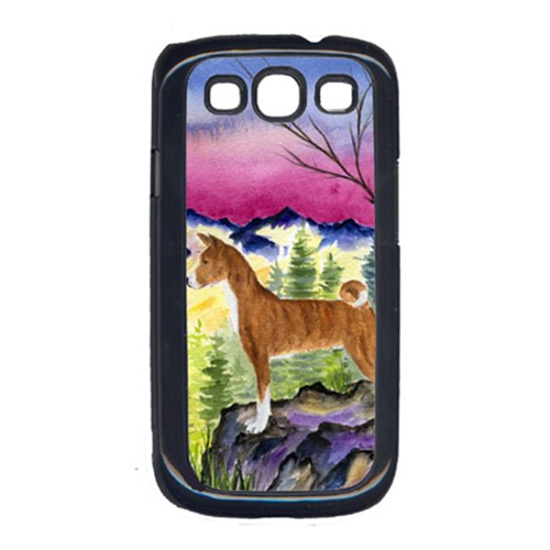 Carolines Treasures SS8371GALAXYSIII Basenji Cell Phone Cover Galaxy S111