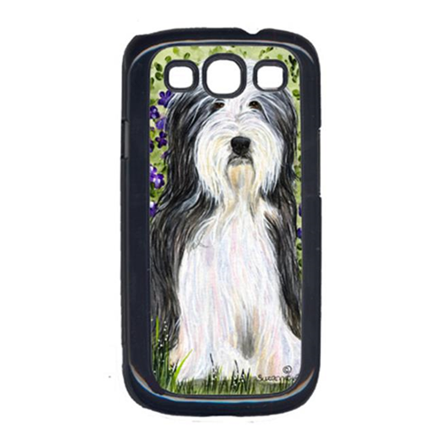Carolines Treasures SS8022GALAXYSIII Bearded Collie Cell Phone Cover Galaxy S111