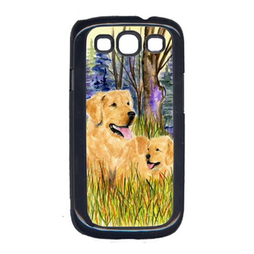 Carolines Treasures SS8014GALAXYSIII Golden Retriever Galaxy S111 Cell Phone Cover