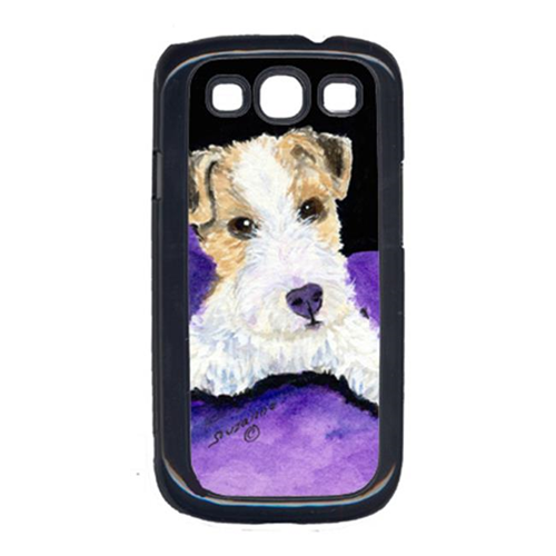 Carolines Treasures SS8971GALAXYSIII Fox Terrier Galaxy S111 Cell Phone Cover