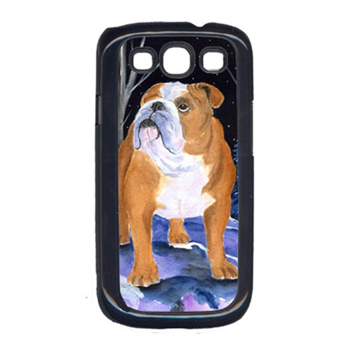 Carolines Treasures SS8405GALAXYSIII Starry Night English Bulldog Galaxy S111 Cell Phone Cover