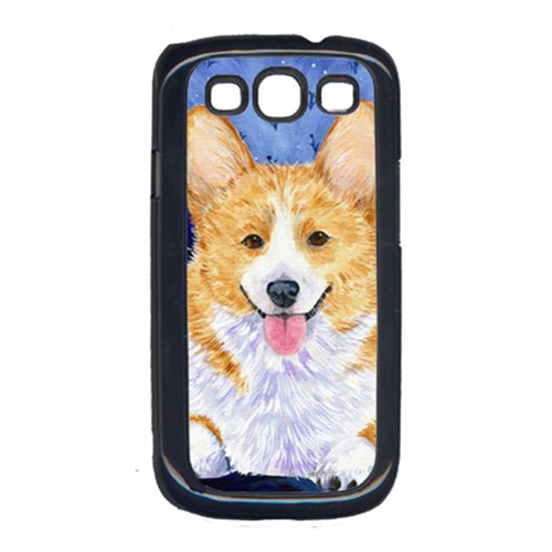 Carolines Treasures SS8414GALAXYSIII Corgi Galaxy S111 Cell Phone Cover