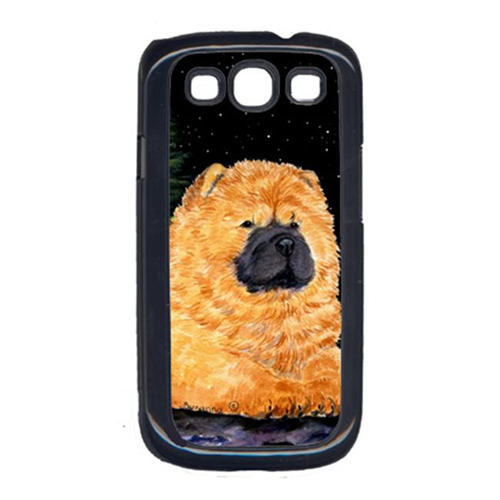 Carolines Treasures SS8489GALAXYSIII Starry Night Chow Chow Cell Phone Cover For Galaxy S111
