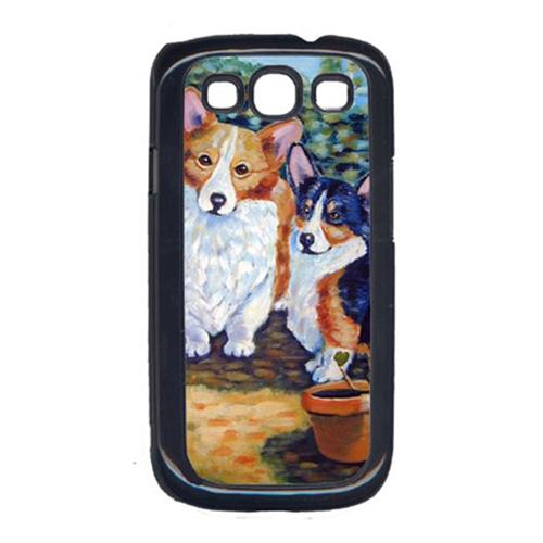 Carolines Treasures 7094GALAXYSIII Corgi Galaxy S111 Cell Phone Cover
