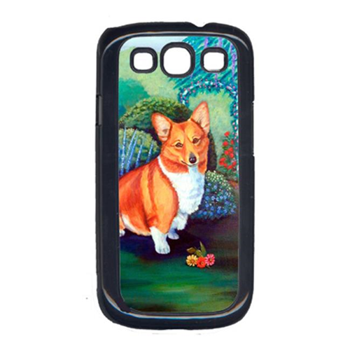 Carolines Treasures 7118GALAXYSIII Pembroke Corgi Galaxy S111 Cell Phone Cover