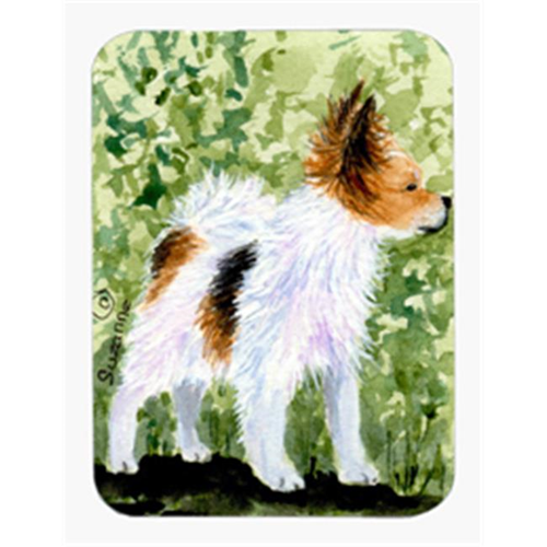 Carolines Treasures SS8714MP Papillon Mouse Pad & Hot Pad Or Trivet