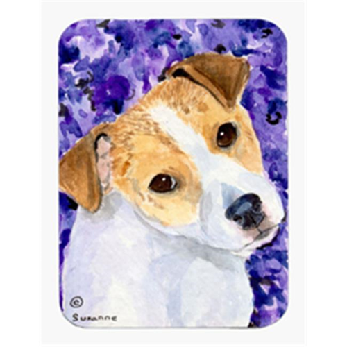 Carolines Treasures SS8740MP Jack Russell Terrier Mouse Pad & Hot Pad Or Trivet