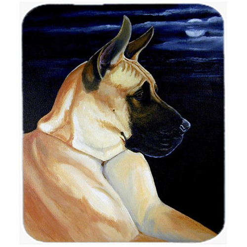 Carolines Treasures 7059MP 9.5 x 8 in. Moonlight Fawn Great Dane Mouse Pad Hot Pad or Trivet