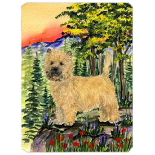 Carolines Treasures SS8229MP Cairn Terrier Mouse Pad Hot Pad & Trivet