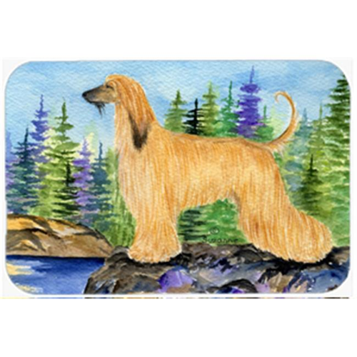 Carolines Treasures SS8220MP Afghan Hound Mouse Pad Hot Pad & Trivet